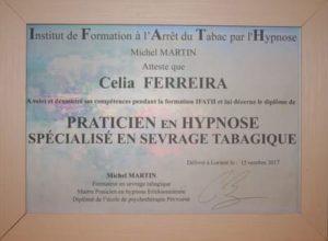 specialise en arret du tabac hypnose